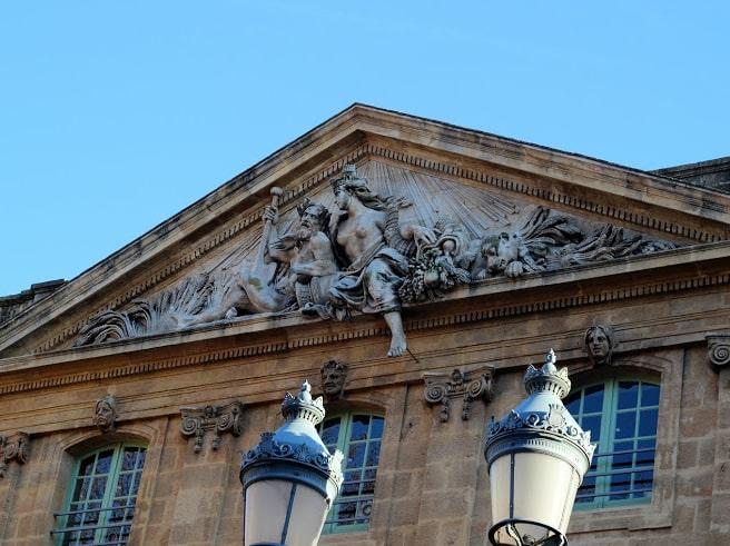Aix Authentique - Allégorie de la Provence