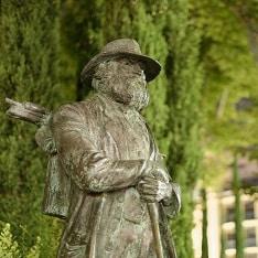 Sur la Route Cézanne Image